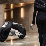 Motorrad Vision Next 100 o cómo BMW imagina a la moto del futuro