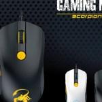Genius agrandó su línea Scorpion para gamers