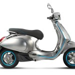 Piaggio moderniza la Vespa con una versión eléctrica