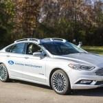 Ford logró que su coche autónomo parezca uno común y corriente