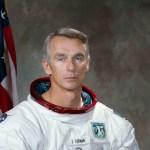 Murió Eugene Cernan, el último hombre en pisar la Luna