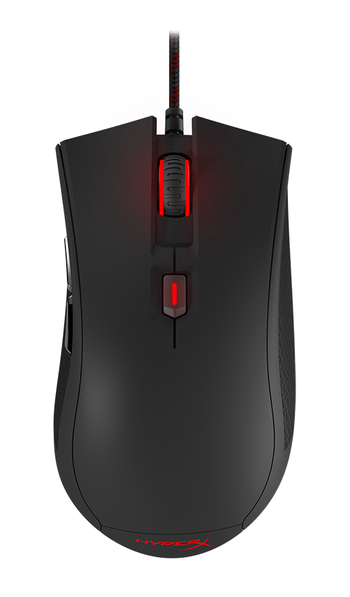 HyperX Pulsefire FPS Mouse, Back, 11-18-16, Low Res
