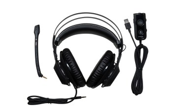 HyperX Revolver S Gaming Headset Accessories