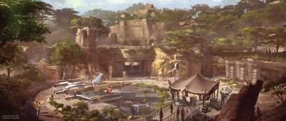 Disney Star Wars Park 5