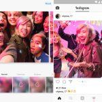 Los álbumes llegaron a Instagram