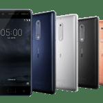 Nokia 6 llegará a todo el mundo y no estará solo: nuevos Nokia 5 y Nokia 3, con Android
