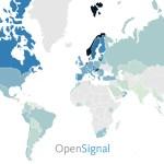 Cuáles son los países con mejor y peor conexión móvil