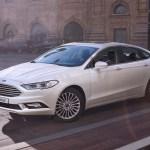 Con tecnología en cada detalle, el nuevo Ford Mondeo llegó a la Argentina