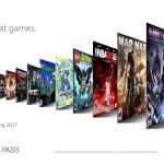 Microsoft presentó Xbox Game Pass, el Netflix de los videogames