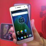 Moto G5 y Moto G5 Plus, disponibles en la Argentina