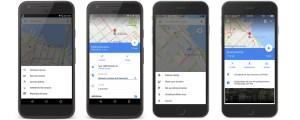 Google Maps estacionamiento 2