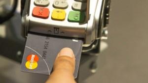 MasterCard huella digital 2