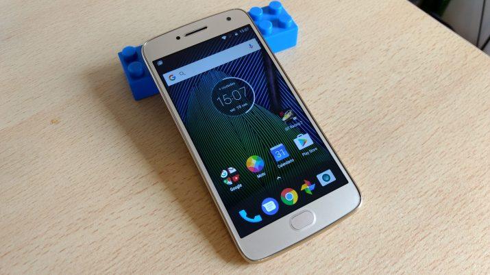 Moto G5 Plus 2