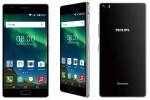 X818: Philips tiene un nuevo celular de alta gama con potente batería