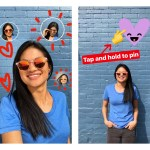 Video: Instagram permite usar selfies como stickers
