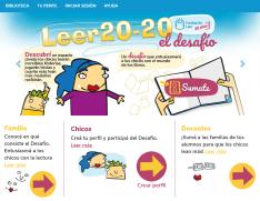 Leer 20-20 - El Desafío Fundación Leer 2