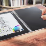 Yoga Book: la tablet 2 en 1 de Lenovo, disponible en la Argentina