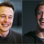 La pelea del siglo: Elon Musk trató de ignorante a Mark Zuckerberg