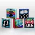 Timebox Mini, el parlante interactivo con reloj, notificaciones y panel para dibujar