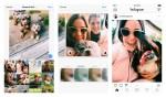 Instagram permite crear álbumes con fotos horizontales o verticales