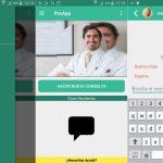 ProApp, una aplicación para que profesionales cobren las consultas vía celular
