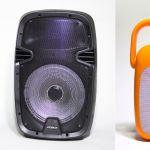 PCBox renovó su línea de parlantes e incluye uno en caja de madera con consola