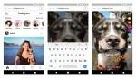 Las Historias de Instagram y un tímido avance hacia la web