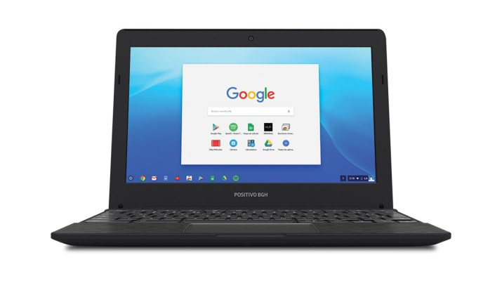 Chromebook G1160 Positivo BGH