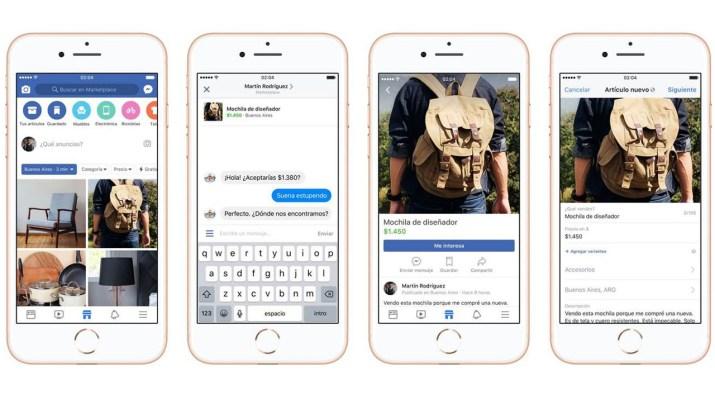 Facebook Marketplace Argentina