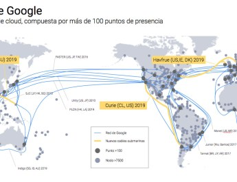 Google cable Curie