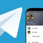 Telegram permite usar más de una cuenta al mismo tiempo en Android