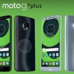Moto G6 y Moto Z3: filtran fotos y características de los nuevos celulares de Motorola