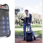 PCBox presentó los parlantes Bluetooth Richie, Cure y Mode