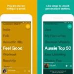 Spotify prueba Stations, una app con música personalizada