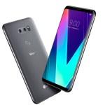 LG V30S ThinQ, un celular con inteligencia artificial en su cámara