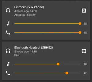 Bluetooth Android P
