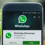 WhatsApp permite volver a descargar archivos borrados