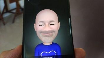 AR Emoji Nacho