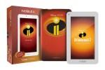 Noblex presentó una tablet inspirada en Los Increíbles 2