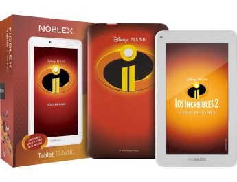 Tablet Noblex Los Increibles