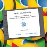 Chrome permitirá usar la huella digital para ingresar a sitios web en Android y Mac