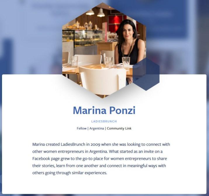 Marina Ponzi LadiesBrunch
