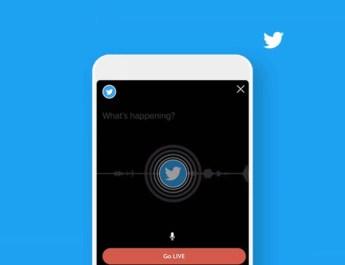 Transmision audio Twitter