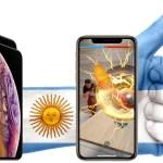 Claro venderá los iPhone XS, iPhone XS Max y iPhone XR en Argentina compatibles con el 4G local