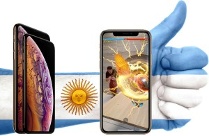 iPhone XS XR Argentina