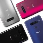 LG V40 ThinQ, el celular de cinco cámaras, es oficial: ¿para qué sirven tantas cámaras?