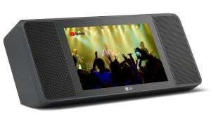 LG WK9 pantalla inteligente