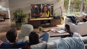 Netflix pantalla TV