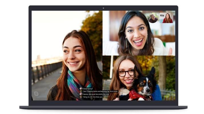 Subtitulos tiempo real Skype