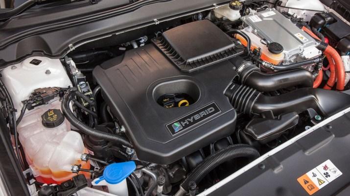 Motores Ford Mondeo Hibrido